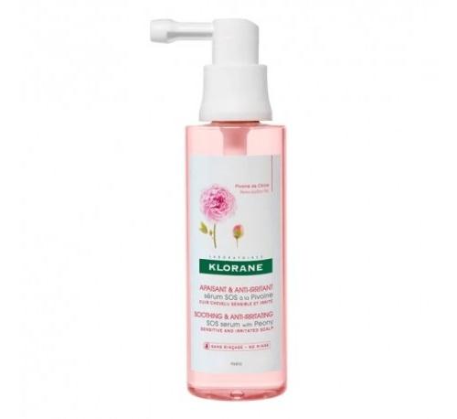 Klorane serum sos irritaciones a la peonia (150 ml)