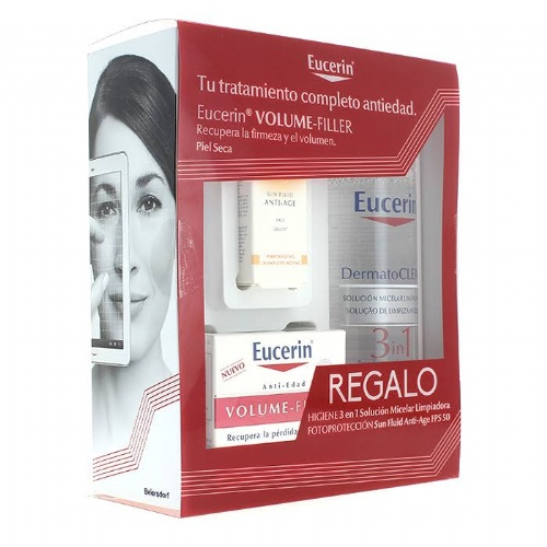 Eucerin antiedad volumen- filler - crema de dia para p seca (50 ml)