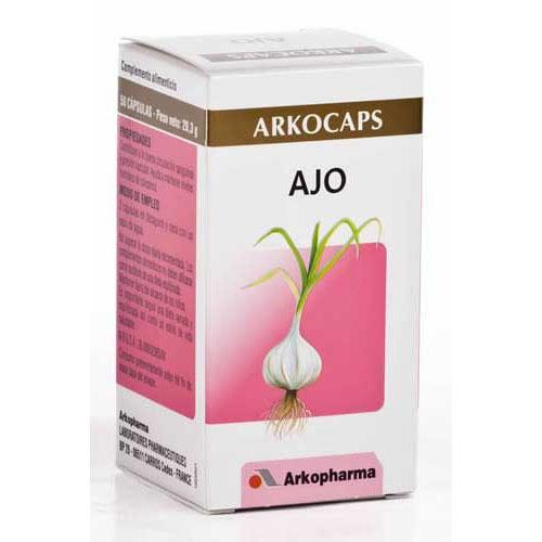 Ajo arkopharma (48 caps)