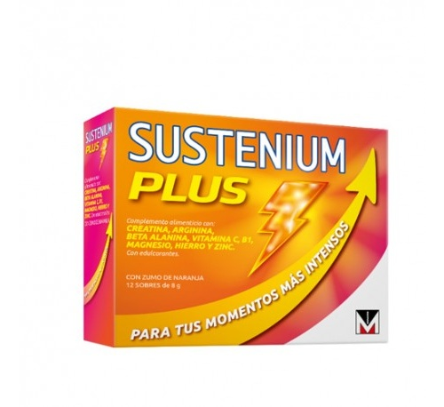 Sustenium plus (12 sobres)