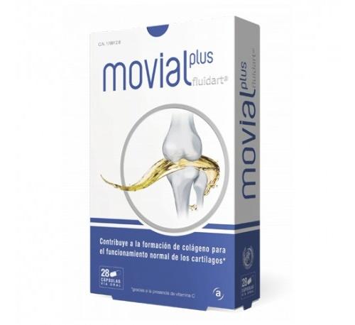 Movial Plus 28 cápsulas