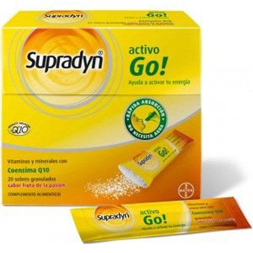 SUPRADYN ACTIVO GO GRANULADO (20 SOBRES)