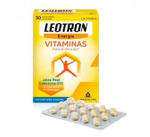 LEOTRON VITAMINAS ANGELINI COMPRIMIDOS (30 COMP)