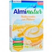 Alminatur multicereales con platano (250 g)