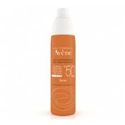 Avene spf 50+ spray muy alta proteccion (200 ml)