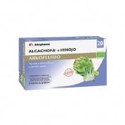 Alcachofa e hinojo arko amp bebibles (20 amp)