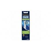 Cepillo dental electrico recambio - oral b cross action (3 cabezales)