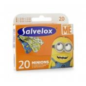 Salvelox - aposito adhesivo (minions 20 apositos infantiles)