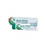 Aloe fresh retard blanqueador gel dental (pepermint 100 ml)