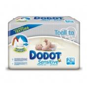 Dodot sensitive toallitas humedas para bebes (108 u)