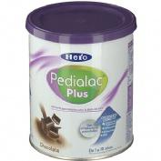 Pedialac plus chocolate suplemento nutricional - hero baby 1 año (400 g)