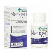 MENOYN FARMANATURAL (30 CAPSULAS BLANDAS)