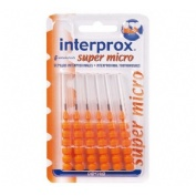 Cepillo espacio interproximal - interprox (super micro 6 u)