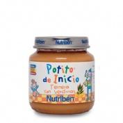 NUTRIBEN TERNERA CON VERDURA (POTITO INICIO 130 G)