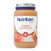 NUTRIBEN TERNERA CON PATATAS (POTITO GRANDOTE 250 G)