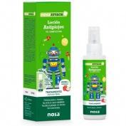 Nosa attack locion 5% dimeticona - antipiojos (100 ml aroma manzana)