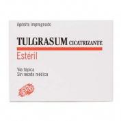 Tulgrasum - aposito esteril (10 x 10 cm 10 apositos)