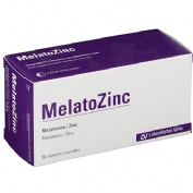 MELATOZINC (1 MG 60 CAPS)