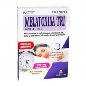 MELATONINA TRI  ANGELINI (1.99 30 COMP)