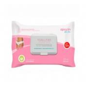 Aposan toallitas higiene intima (20 toallitas)
