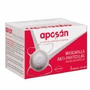 Aposan mascarilla ffp1 (3 u)