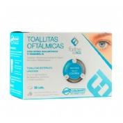 Farline toallitas oftalmicas ah cold&hot (30 toallitas)