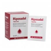 HIPOSUDOL TOALLITAS (3 ML 10 TOALLITAS)