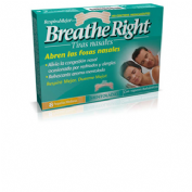 BREATHE RIGHT - TIRA ADH NASAL BALSAMICA (T- GDE 8 U)