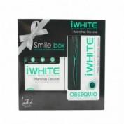 Iwhite smile box manchas oscuras