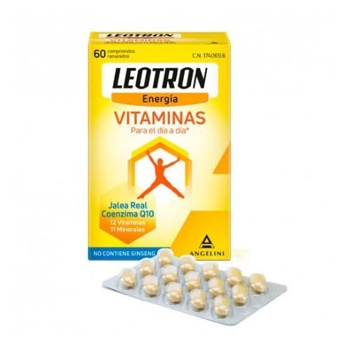Leotron Vitaminas 60 caps