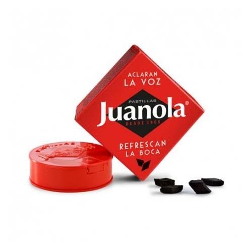 JUANOLA PASTILLAS CLASICAS (CAJA 5,4 G)