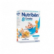 NUTRIBEN 8 CEREALES (300 G)