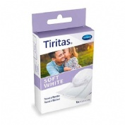 Tiritas sensitive - aposito adhesivo (elastic 1m x 6 cm)