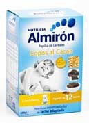 ALMIRON CEREALES CACAO 600 G