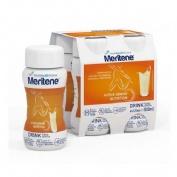 MERITENE DRINK (125 ML 4 BOTELLAS VAINILLA)