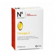 NS OMEGA 3 (30 CAPS)
