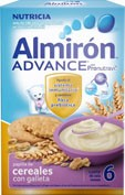 ALMIRON CEREALES CON GALLETAS ADVANCE 300 G 2 U