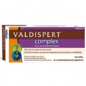 VALDISPERT COMPLEX , 50 comprimidos