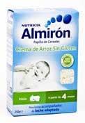 Almiron crema arroz 250 g