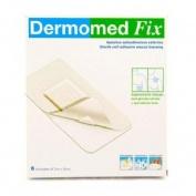 Dermomed fix - aposito esteril autoadhesivo (7.5 cm x  5 cm 6 u)