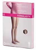 Panty comp normal 140 den embarazada - farmalastic (beige t- egde)