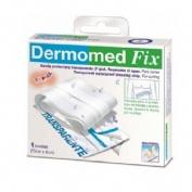 Dermomed fix segunda piel - aposito esteril (banda 75 cm x 8 cm)