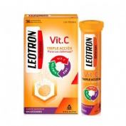 LEOTRON VITAMINA C ANGELINI COMP EFERVESCENTES (36 COMP)