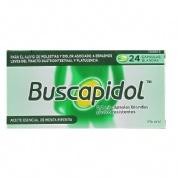 Buscapidol 0,2 ml capsulas blandas gastrorresistentes, 24 cápsulas 0,2 ml 24 capsulas blandas gastro