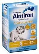 ALMIRON COPOS CON MIEL 600GR