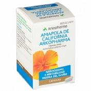 AMAPOLA DE CALIFORNIA ARKOPHARMA cápsulas duras , 100 cápsulas