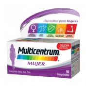 Multicentrum mujer (90 comprimidos)