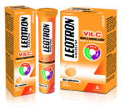 LEOTRON VITAMINA C ANGELINI COMP EFERVESCENTES (18 COMP)