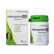 HIDROPOLIVITAL MULTIACTION COMP MASTICABLE (PACK 30 COMP + 6 COMP)